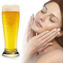Пиво в косметологии