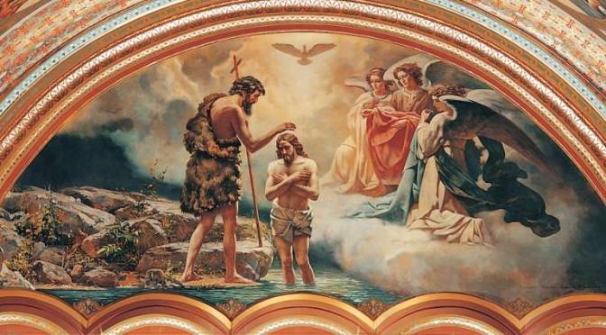 19 января Крещение Господне (Богоявление)