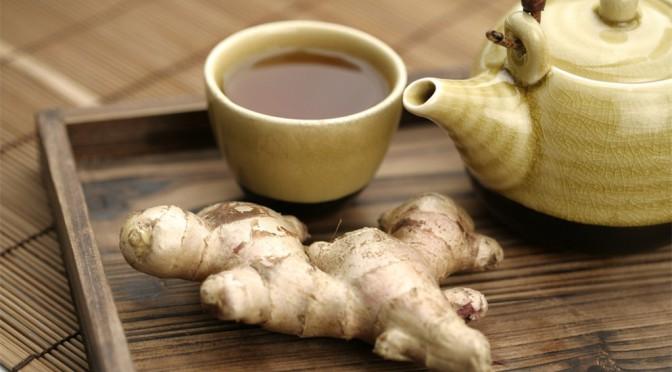 Бросай сигарету — пей чай с имбирем