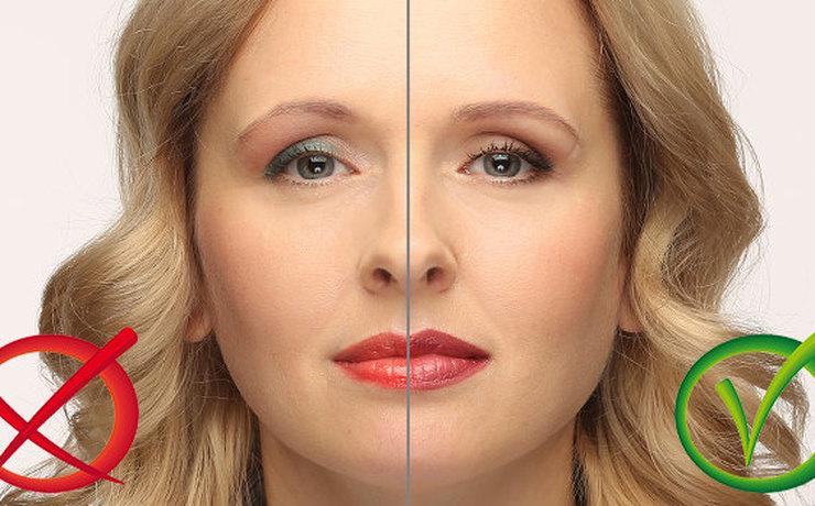 3 ошибки в макияже и как их грамотно исправить