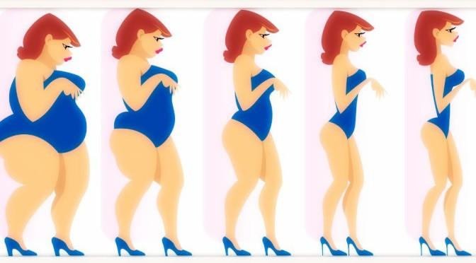 5 ступенек диеты «Лесенка»
