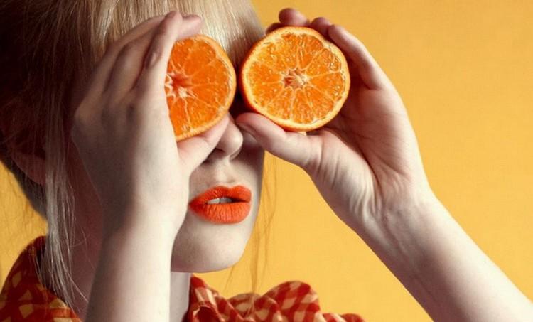 maska-mandarinovaya