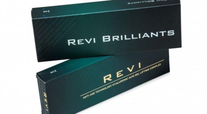 REVI и REVI Brilliants — биоревитализация нового поколения